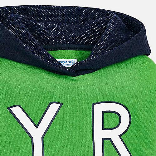 Спортивный костюм Mayoral - синий/зеленый от Mayoral