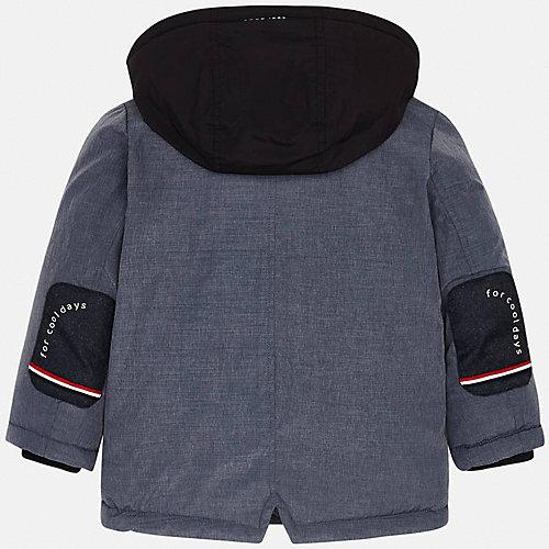 Демисезонная куртка Mayoral - серый от Mayoral