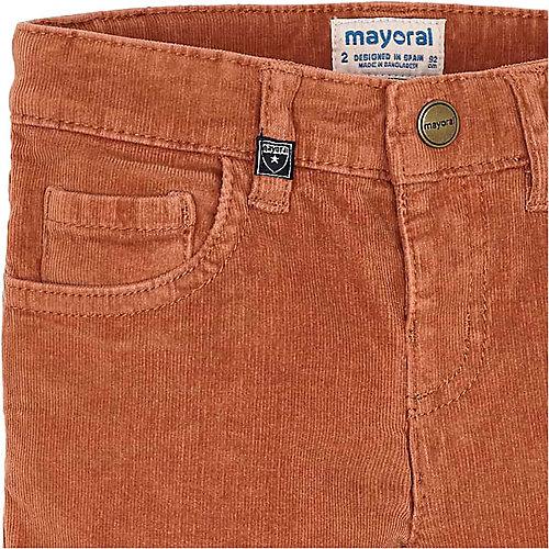 Брюки Mayoral - оранжевый от Mayoral