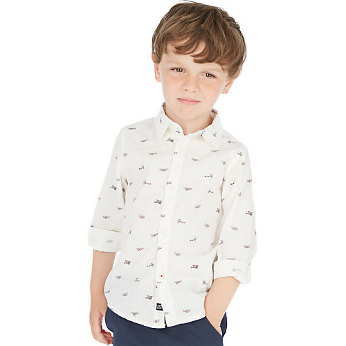 Рубашка Mayoral - белый от Mayoral