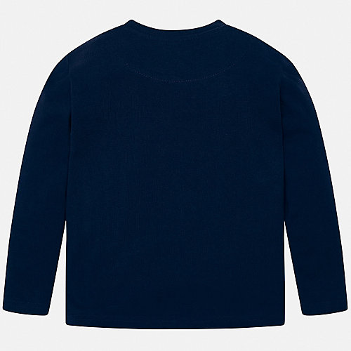 Лонгслив Mayoral - темно-синий от Mayoral