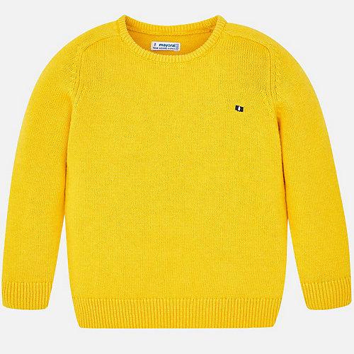 Джемпер Mayoral - желтый от Mayoral