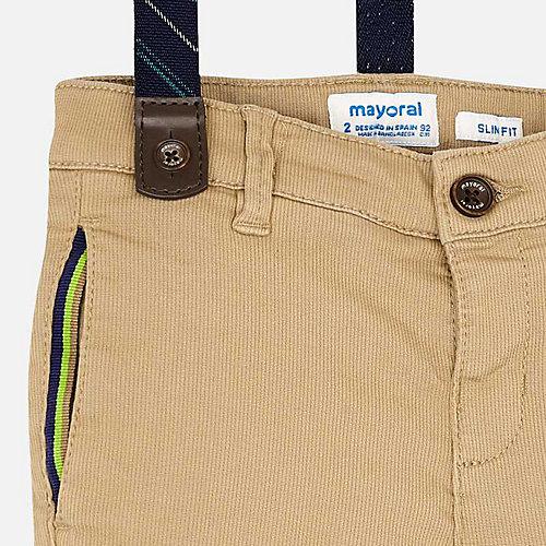 Брюки Mayoral - бежевый от Mayoral