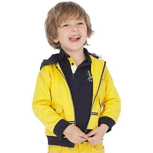 Толстовка Mayoral - желтый от Mayoral