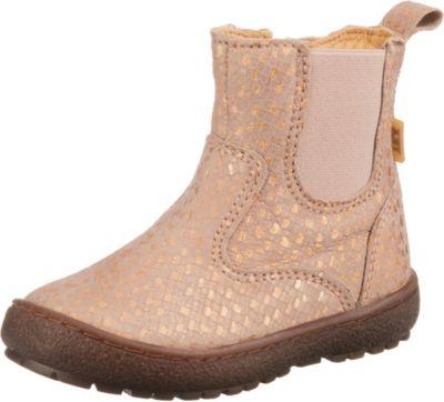 Baby Chelsea Boots TEX, mit Wolle gefüttert für Mädchen, bisgaard