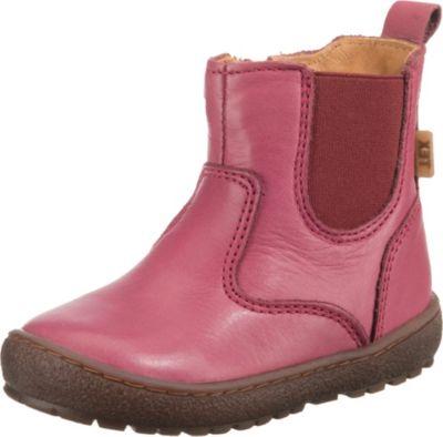 BISGAARD CHELSEA BOOTS GR 26 rosa Mädchen Boots Stiefel sehr