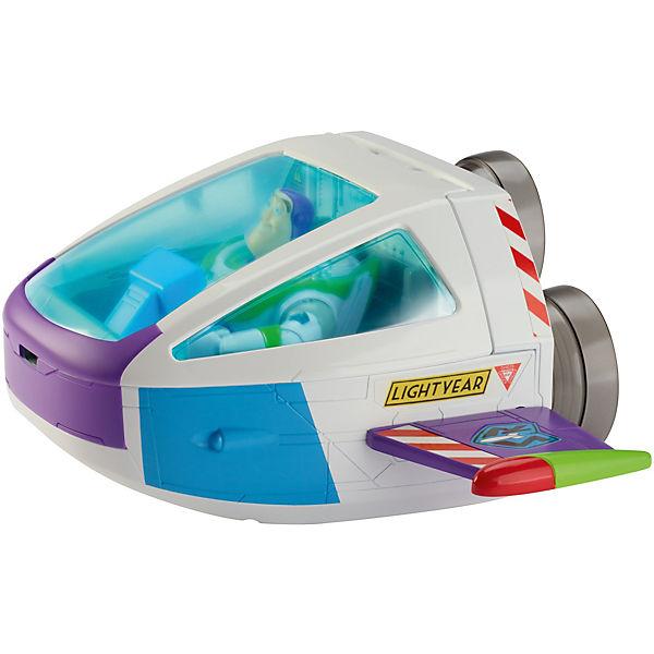 Disney Pixar Toy Story 4 Buzz Lightyears Star Command Raumschiff, Disney Toy Story 50KqlV