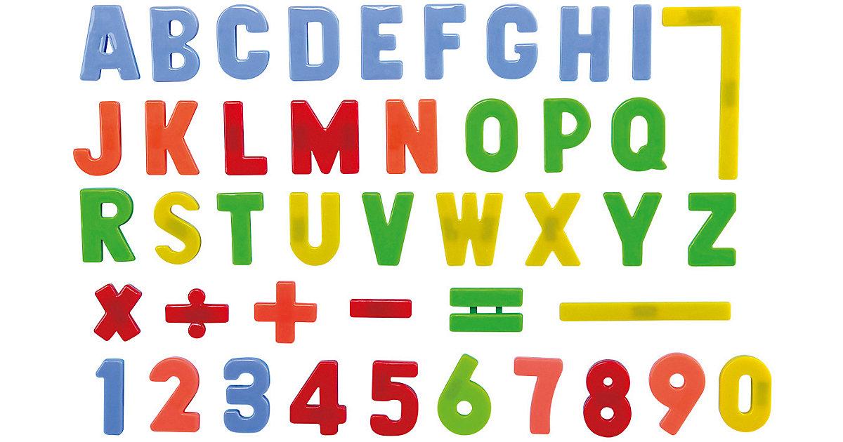 Magnetbuchstaben, 86 Teile
