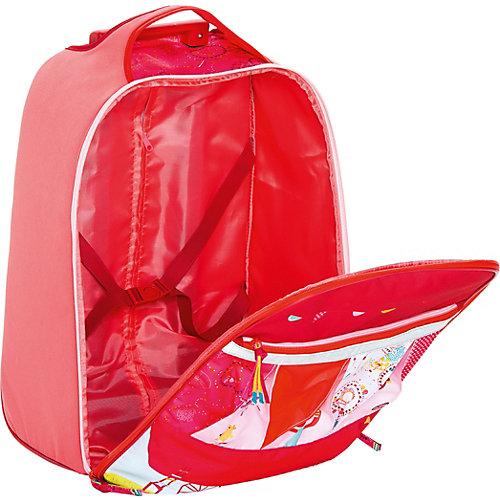 """Чемодан Lilliputiens """"Цирк Шапито"""", 45 см - розовый от Lilliputiens"""