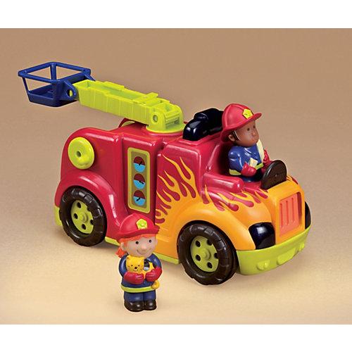 Пожарная машина с подъемником B.Toys от B.Toys