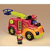 Пожарная машина с подъемником B.Toys