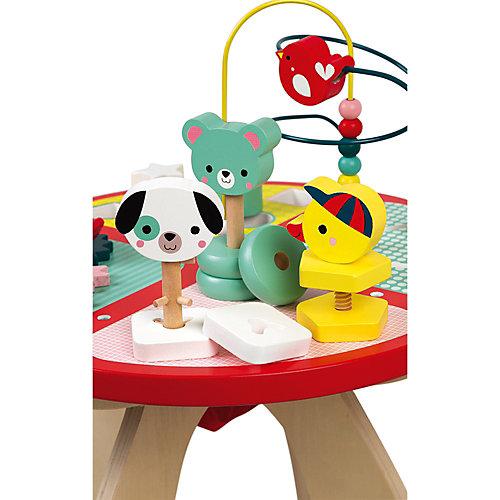 Развивающий стол Janod, с комплектом игр от Janod