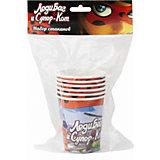 Набор бумажных стаканов ND Play «Леди Баг и Супер-Кот»