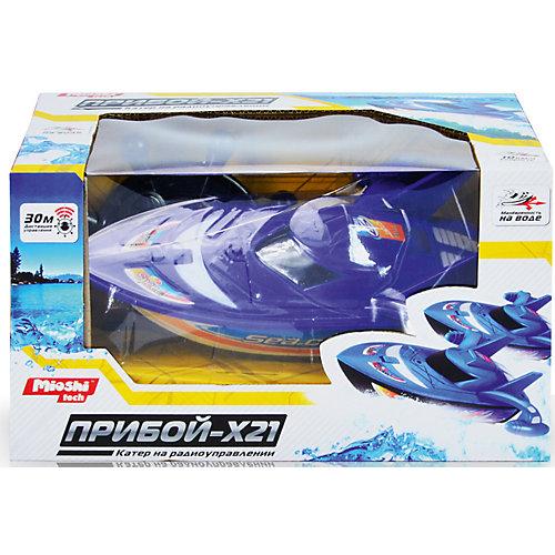 Катер на радиоуправлении Mioshi Tech Прибой-X21 от Mioshi