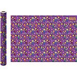Упаковочная бумага ND Play «Сказочный патруль», фиолетовая