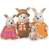 """Игровой набор Li'l Woodzeez """"Семья кроликов"""""""