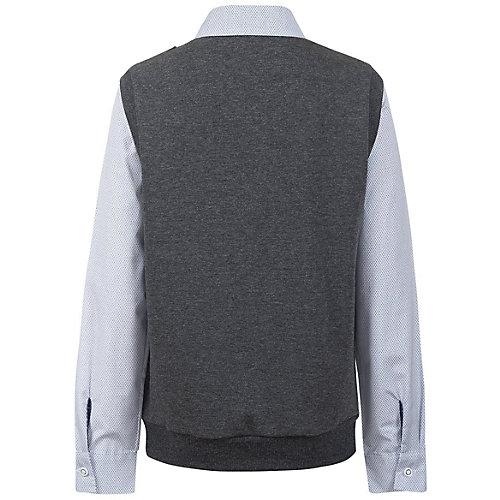 Рубашка Nota Bene - темно-серый от Nota Bene