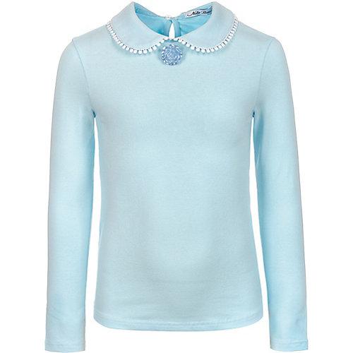 Блузка Nota Bene - голубой от Nota Bene