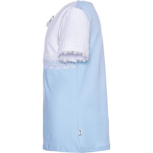 Блузка Nota Bene - голубой