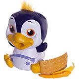 Интерактивная игрушка Abtoys «Лакомки: Пингвин», звук