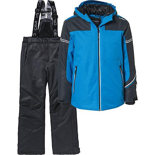 Комплект CMP: куртка и полукомбинезон - синий от CMP