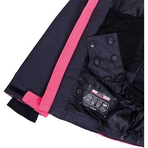 Комплект CMP: куртка и полукомбинезон - розовый от CMP