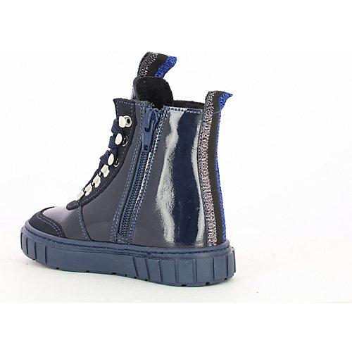 Ботинки Melania - темно-синий от Melania