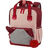 Рюкзак Samsonite, розовый бургунди