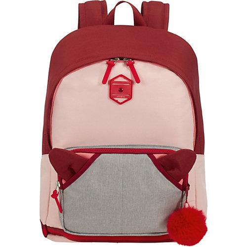 115c3481e0ec Рюкзак Samsonite, розовый бургунди - розовый от Samsonite