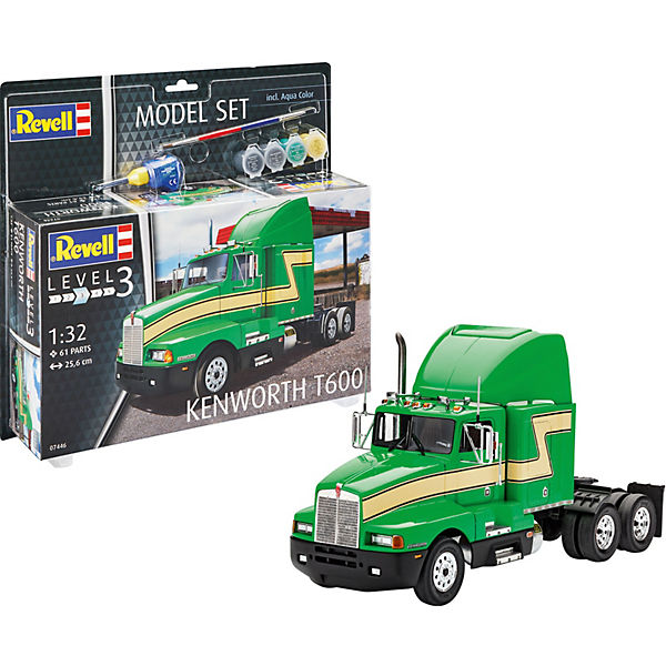 Model Set Kenworth T600