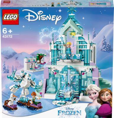 LEGO® I Disney Frozen™ 43172 Elsas magischer Eispalast, Disney Die Eiskönigin