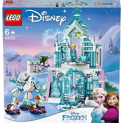"""Конструктор LEGO Princess """"Волшебный ледяной замок Эльзы"""", 701 деталь, арт 43172 от LEGO"""