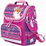 "Ранец Brauberg Style ""Лис"", фиолетовый"