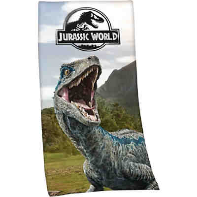 Jurassic World Velourstuch