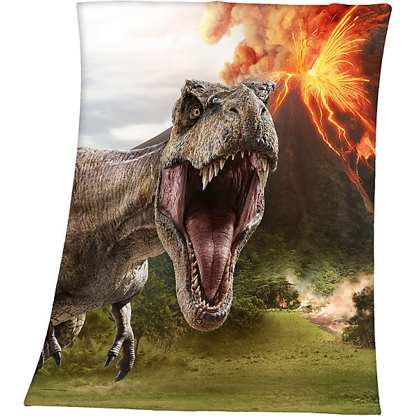 Jurassic World Soft-Peach-Decke