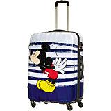 "Чемодан American Tourister Disney ""Поцелуйчик от Микки"", 87 л"