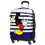 "Чемодан American Tourister Disney ""Поцелуйчик от Микки"", 62,5 л"