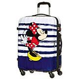 "Чемодан American Tourister Disney ""Поцелуйчик от Минни"", 62,5 л"