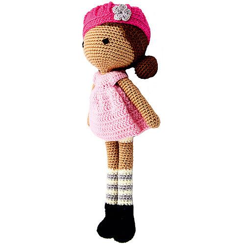 Вязаная игрушка Niki Toys Кукла Эрика, 40см от Niki Toys