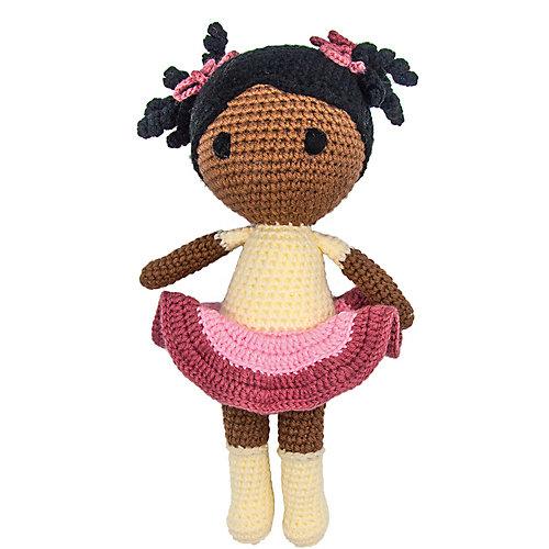 Вязаная  игрушка Niki Toys Кукла Мери от Niki Toys