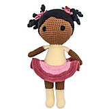 Вязаная  игрушка Niki Toys Кукла Мери