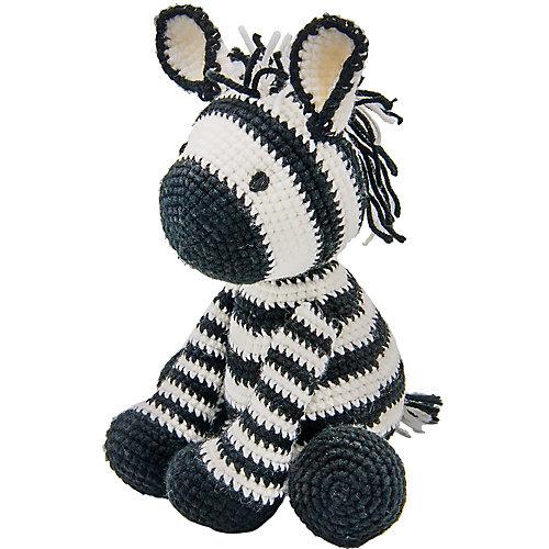 Вязаная  игрушка Niki Toys Зебра Ларри от Niki Toys