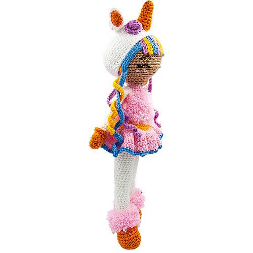 Вязаная игрушка Niki Toys Кукла Эмма Единорожка, 45см от Niki Toys