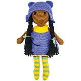 Вязаная игрушка Niki Toys Кукла Сара, 30см