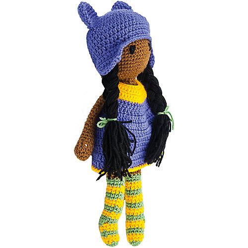 Вязаная игрушка Niki Toys Кукла Сара, 30см от Niki Toys