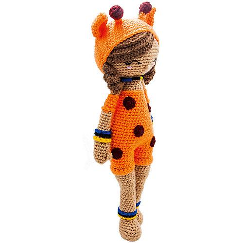 Вязаная игрушка Niki Toys Кукла Шейла Жирафик, 45см от Niki Toys
