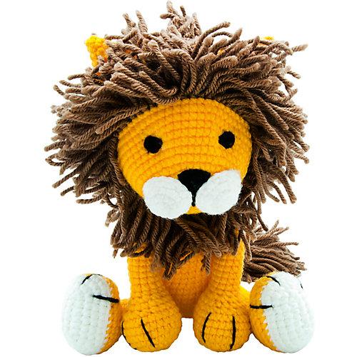 Вязаная игрушка Niki Toys Львёнок Рэм, 40см от Niki Toys
