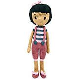 Вязаная игрушка Niki Toys Кукла Бьянка, 40см
