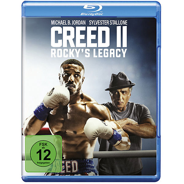 BLU-RAY Creed 2 - Rocky's Legacy