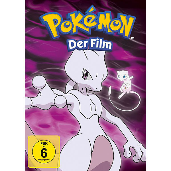 DVD Pokemon - Der Film
